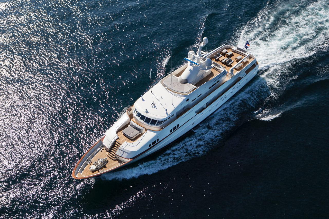 BG Yachts – BG Signature