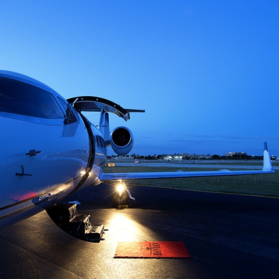 BG Private Jet